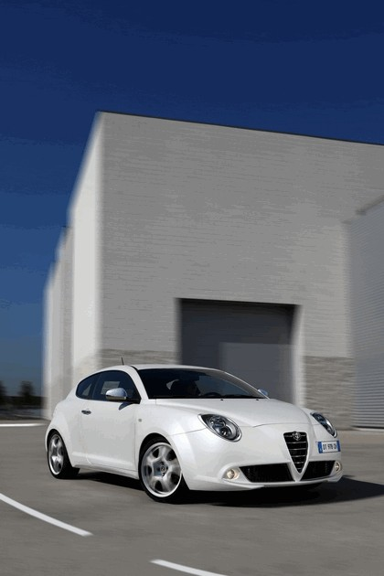 2009 Alfa Romeo MiTo 1.4 MultiAir 11