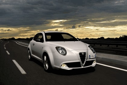 2009 Alfa Romeo MiTo 1.4 MultiAir 20