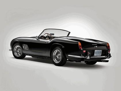 1960 Ferrari 250 GT SWB California spyder 9