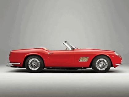 1960 Ferrari 250 GT SWB California spyder 14