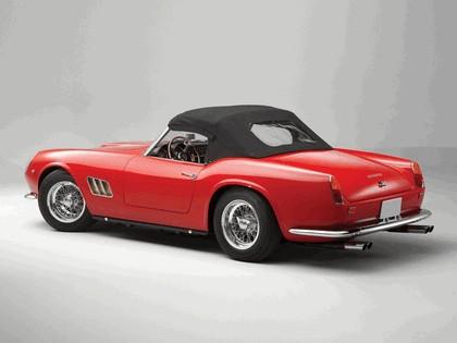 1960 Ferrari 250 GT SWB California spyder 17