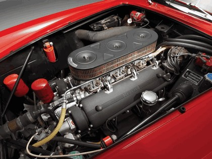 1960 Ferrari 250 GT SWB California spyder 20