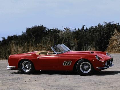 1960 Ferrari 250 GT SWB California spyder 21