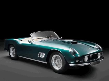 1960 Ferrari 250 GT SWB California spyder 22