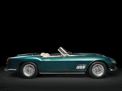 1960 Ferrari 250 GT SWB California spyder 23