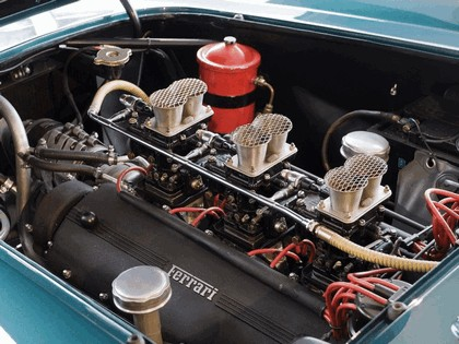 1960 Ferrari 250 GT SWB California spyder 27