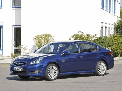 2009 Subaru Legacy 2.5i sport sedan - European version 6