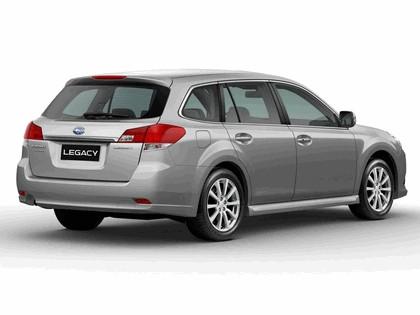2009 Subaru Legacy 2.5i sw - European version 2