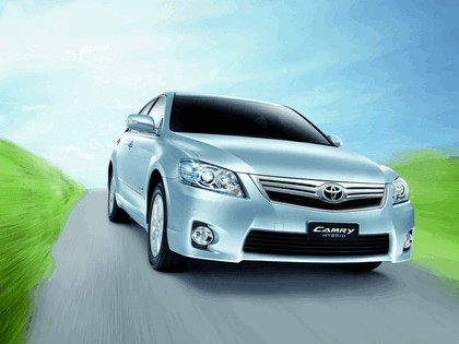 2009 Toyota Camry hybrid - Thailandese version 3