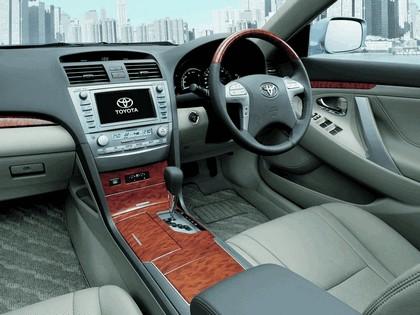 2009 Toyota Camry hybrid - Thailandese version 9