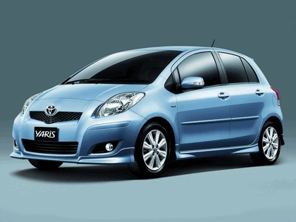 2009 Toyota Yaris S Limited - Thailandese version 2