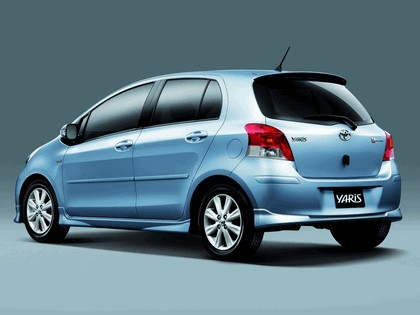 2009 Toyota Yaris S Limited - Thailandese version 3