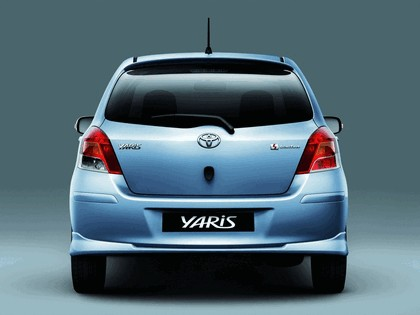 2009 Toyota Yaris S Limited - Thailandese version 5