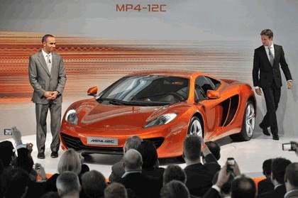 2010 McLaren MP4-12C 38