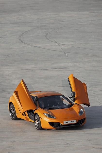 2010 McLaren MP4-12C 78