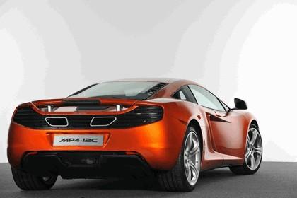 2010 McLaren MP4-12C 100