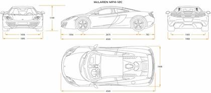 2010 McLaren MP4-12C 140