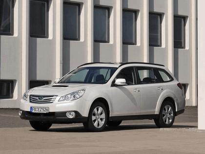 2009 Subaru Outback 2.0d 1