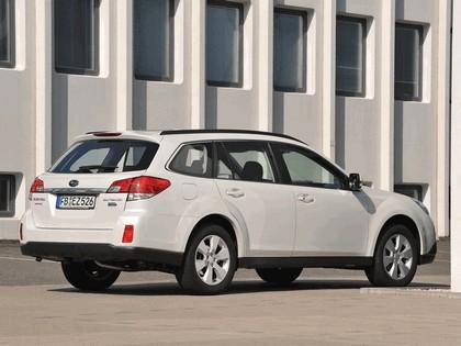 2009 Subaru Outback 2.0d 2