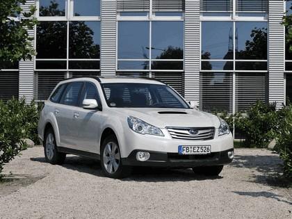 2009 Subaru Outback 2.0d 3