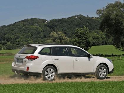 2009 Subaru Outback 2.0d 5