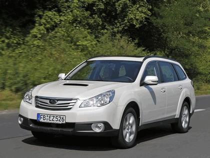 2009 Subaru Outback 2.0d 6