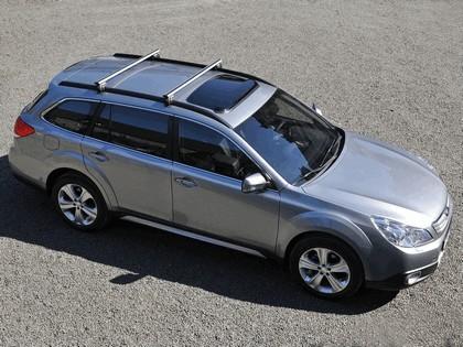 2009 Subaru Outback 2.0d 12