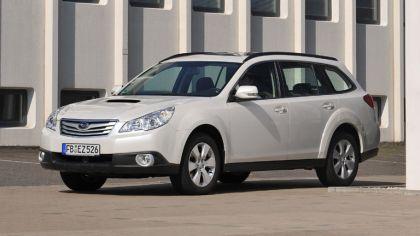 2009 Subaru Outback 2.0d 7