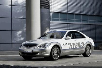 2009 Mercedes-Benz S500 plug-in hybrid concept 1