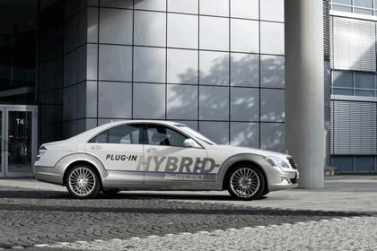 2009 Mercedes-Benz S500 plug-in hybrid concept 2