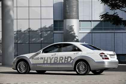 2009 Mercedes-Benz S500 plug-in hybrid concept 3