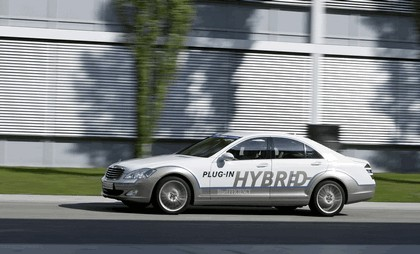 2009 Mercedes-Benz S500 plug-in hybrid concept 4