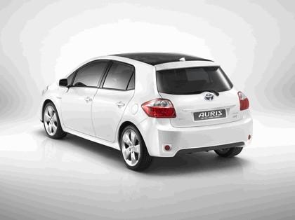 2009 Toyota Auris HSD full hybrid concept 3