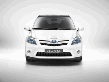 2009 Toyota Auris HSD full hybrid concept 4