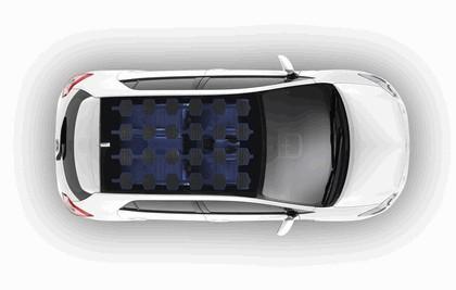 2009 Toyota Auris HSD full hybrid concept 8