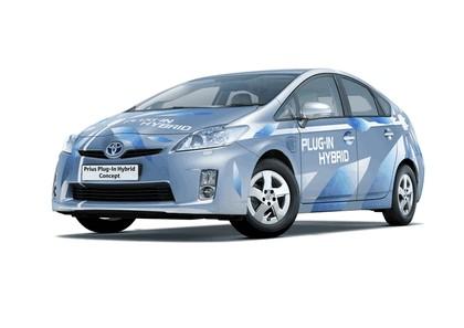 2009 Toyota Prius plug-in hybrid concept 1