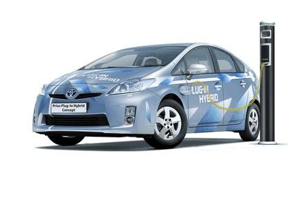 2009 Toyota Prius plug-in hybrid concept 2