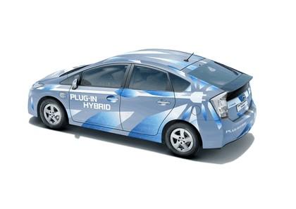 2009 Toyota Prius plug-in hybrid concept 3