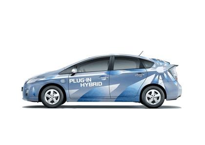 2009 Toyota Prius plug-in hybrid concept 4