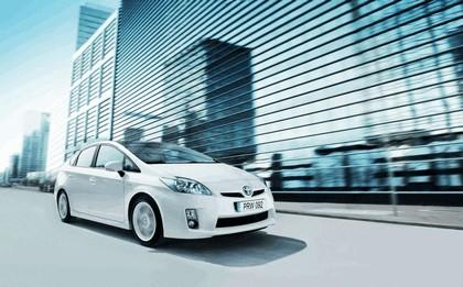 2009 Toyota Prius plug-in hybrid concept 5