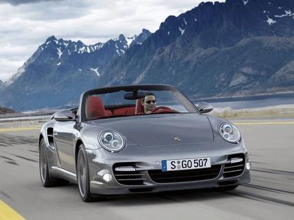 2009 Porsche 911 ( 997 ) Turbo cabriolet 1