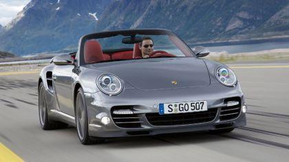 2009 Porsche 911 ( 997 ) Turbo cabriolet 2