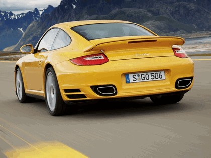 2009 Porsche 911 ( 997 ) Turbo 3