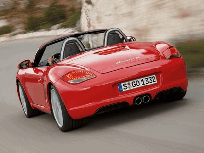 2009 Porsche Boxster ( 987 ) S 14