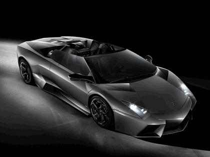 2009 Lamborghini Reventon roadster 1