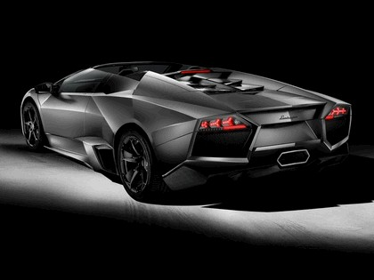 2009 Lamborghini Reventon roadster 2