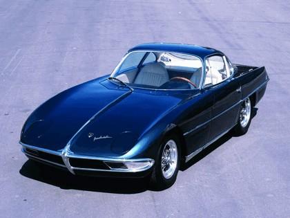 1963 Lamborghini 350 GTV prototype 7