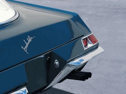 1963 Lamborghini 350 GTV prototype 11