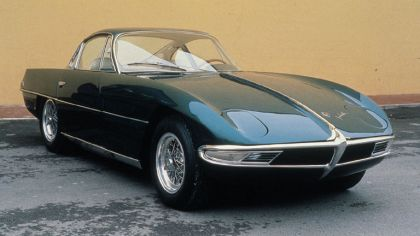 1963 Lamborghini 350 GTV prototype 6