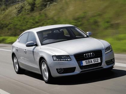 2009 Audi A5 Sportback 2.0T S-Line - UK version 3
